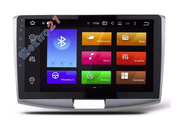 CNM Autorádio 10´´ Passat - Android s offline navigací