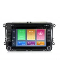 Autorádio Android 10 s GPS navigací a WiFi