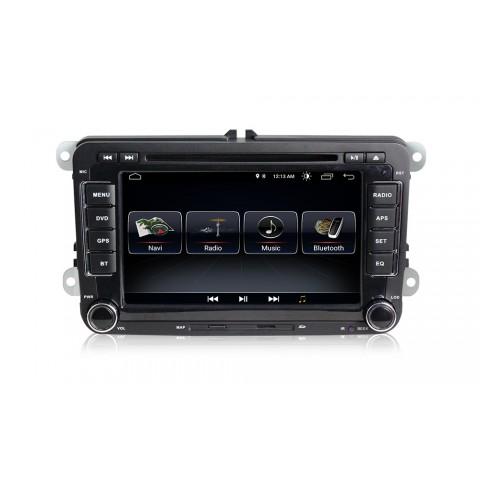 Multimediální 7´´ autorádio ANDROID pro VW - ŠKODA - SEAT