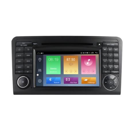 Mercedes autorádio android ML/GL - offline GPS navigace