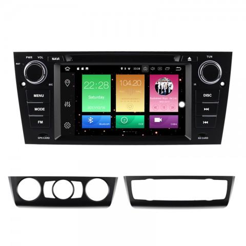 BMW řada 1 autorádio android  - offline GPS navigace