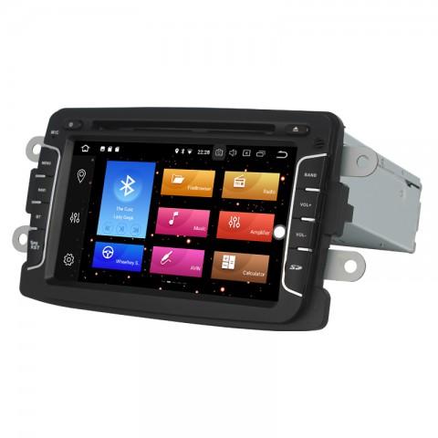 Android autorádio s offline navigací pro Renault/Dacia/Lada