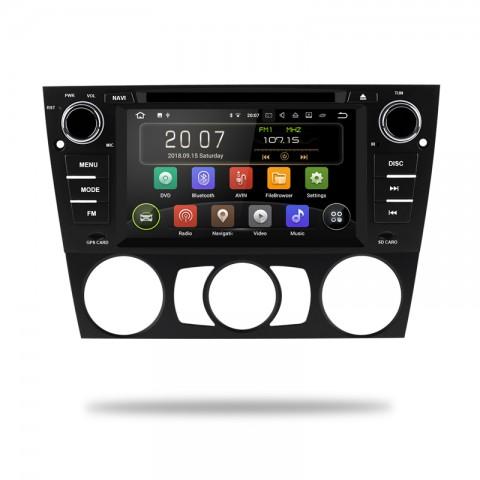 BMW autorádio android 3 řada  - offline GPS navigace
