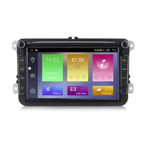 Autorádio Android s GPS navigací a WiFi