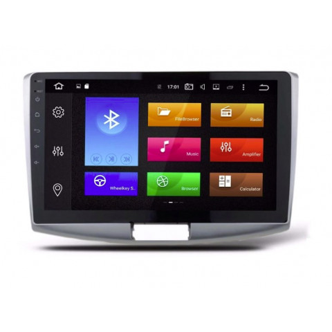 VW Passat (2005 - 2014) - Android 10 s navigací