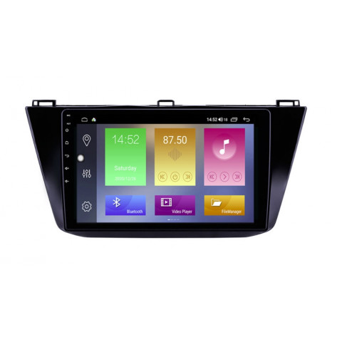 CNM Autorádio 10´´ VW Tiguan Android s offline navigací