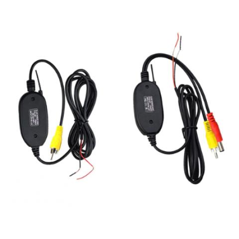 Bezdrátový WiFi vysílač a příjímač pro couvací kameru